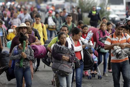 Trump administration to suspend asylum for people who cross border illegally