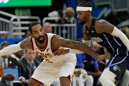 JR Smith and the Cleveland Cavaliers Will Keep Their Distance