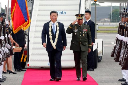Xi Visits Philippines to Celebrate 'Rainbow After the Rain' With Duterte