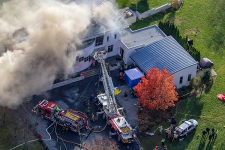 Brother of Man Killed in Suspicious New Jersey Fire Is Charged in Another Fire