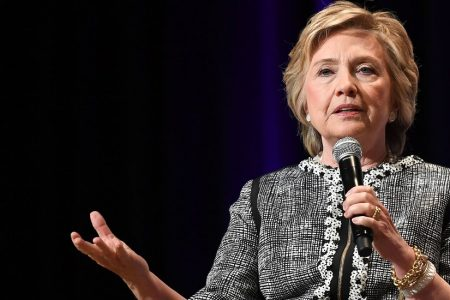 Hillary Clinton Says Europe Must 'Get a Handle' on Migration to Thwart Populism