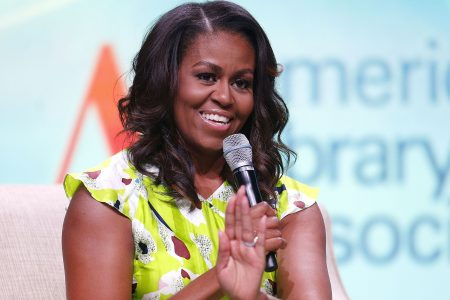 Michelle Obama slams President Trump over 'Access Hollywood' tape, debate stalking in book