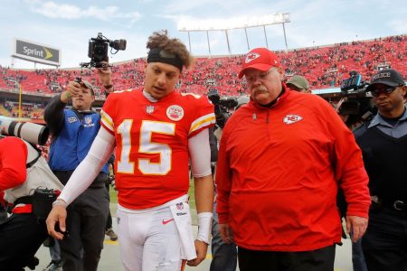 Patrick Mahomes's girlfriend says her stepfather collapsed and died at Chiefs game