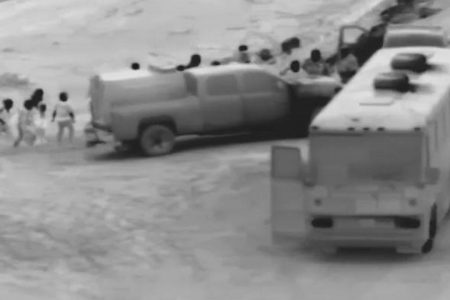 More than 650 illegal immigrants crossing southern border detained in Arizona over two days