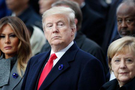 Macron, world leaders rebuke Trump-style 'nationalism' at World War I event