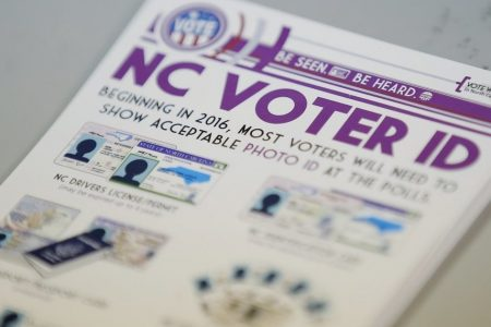 North Carolina Voters Amend State Constitution To Require Photo ID At Polls