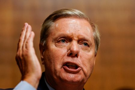 Lindsey Graham's Boast About Trump's Job Numbers Backfires Big-Time