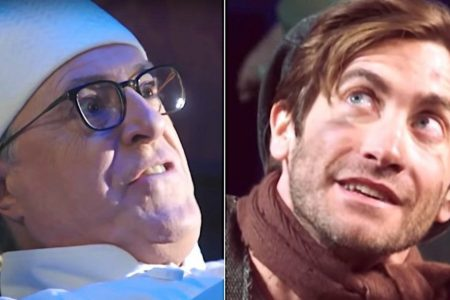 Stephen Colbert's Penis Gives Jake Gyllenhaal A Midterm Election Fright