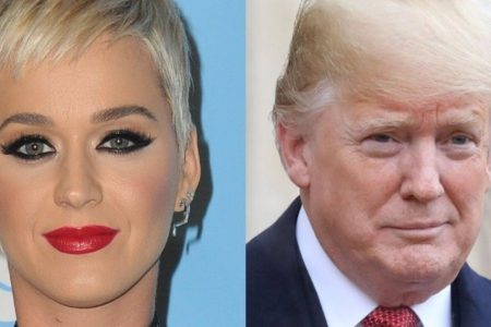 Katy Perry Slams Donald Trump's 'Absolutely Heartless Response' To California Fires
