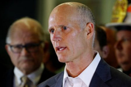 One Day In, Florida's Senate Recount Gets Messier