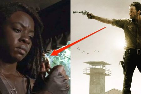 14 details you may have missed on Sunday's episode of 'The Walking Dead'