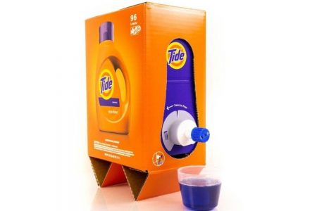 Do Not Drink Tide… Even If Its New Packaging Looks Just Like Boxed Wine