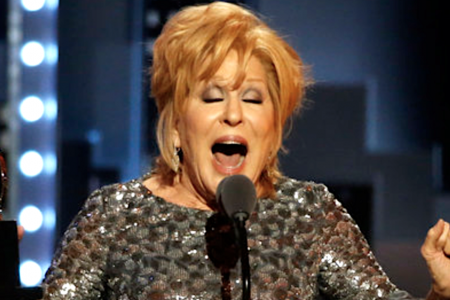 Bette Midler Ripped For #FLOTITS Tweet About Melania Trump