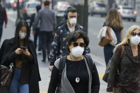 California Wildfires Are A Bigger Public Health Nightmare Than Anyone Imagined