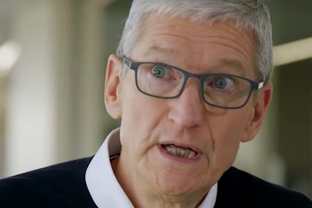 Tim Cook defends Apple taking billions from Google after his blistering attack on data hoarding tech firms