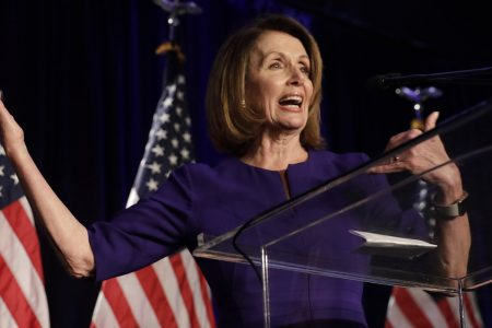 Democratic Donors Suggest They May Withhold Donations If Nancy Pelosi Isn't Elected Speaker