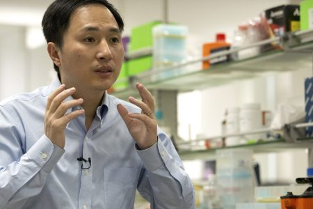 Scientists in China Claim First Gene-Edited Babies