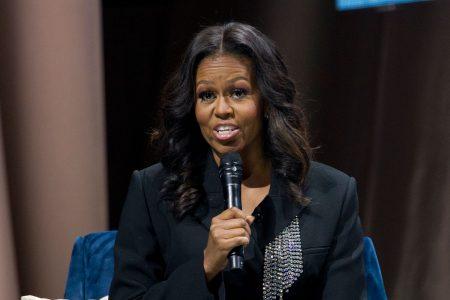 Michelle Obama's memoir 'Becoming' sells 1.4M copies in week