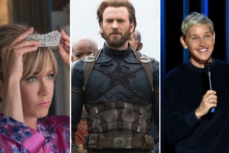 New on Netflix in December: 'Infinity War,' 'Roma' and a new Ellen stand-up special
