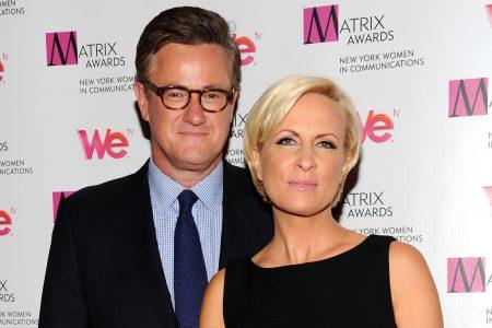'Morning Joe' hosts Joe Scarborough, Mika Brzezinski are married