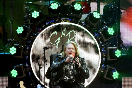 Guns N' Roses Abu Dhabi show cut short after Axl Rose becomes 'severely ill'