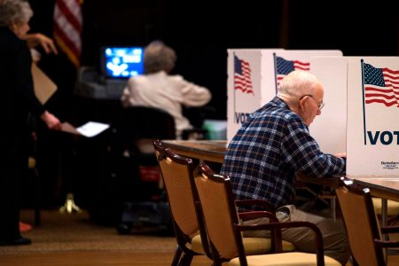 Problems at the polls? Here's what's happening now