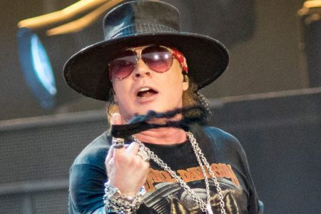 Guns N' Roses show cut short after Axl Rose falls severely ill