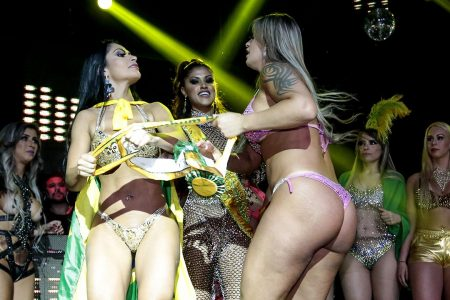 Miss BumBum contestants get into fight over fake butt accusations