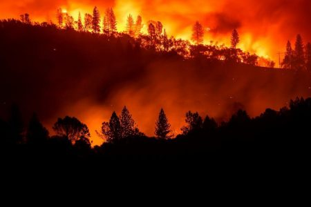 Norovirus outbreak reported at shelter for Camp Fire evacuees