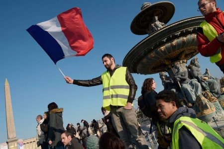 France's climate change commitments trigger rising diesel prices and street protests