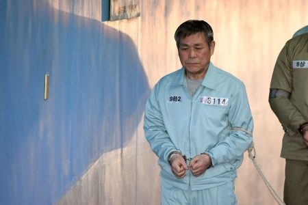 South Korean megachurch pastor sentenced to 15 years for raping women 'on God's orders'