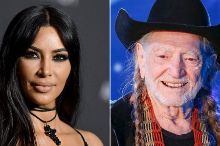 Kim Kardashian, Willie Nelson and more stars who've voted in the midterm elections