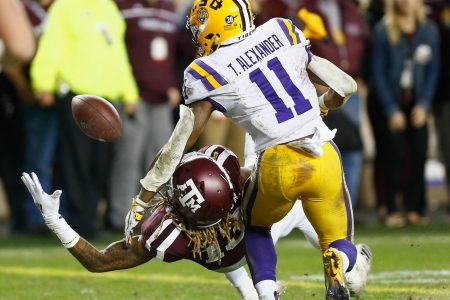 It took seven overtimes for Texas A&M to beat LSU in the craziest college football game of the year