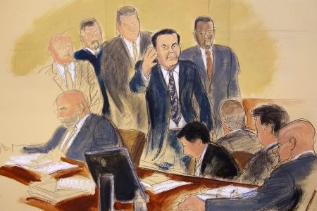 As El Chapo trial opens, attorneys offer contrasting portraits of 'mythological' drug lord