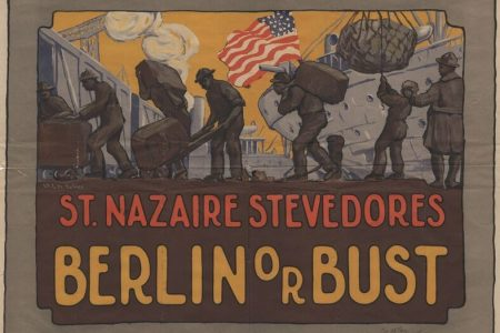 World War I posters offer unique glimpse into soldiers' stories 100 years after the Armistice