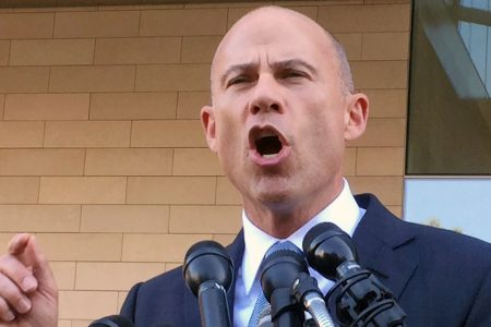 Michael Avenatti arrested in Los Angeles, denies domestic violence accusations