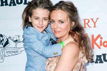 Alicia Silverstone claims her son has 'never had to take medicine' because he's vegan