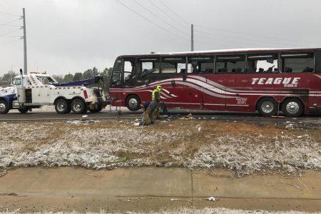 Nasty winter weather strikes southeastern US, heads north