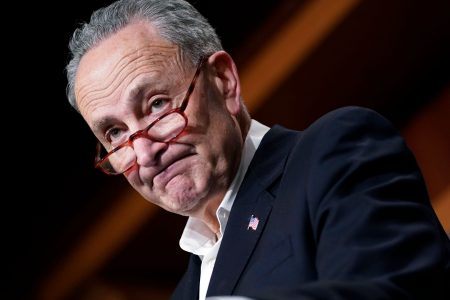 Chuck Schumer says Democrats might tie spending bill to Mueller protection