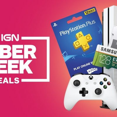 The Best 2018 Cyber Week Deals: 128GB Switch Card for $20, Xbox One X for $399 – IGN