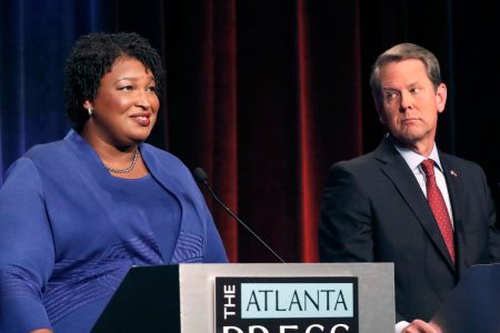 Stacey Abrams isn't giving up until all votes counted; Kemp confident of eventual victory