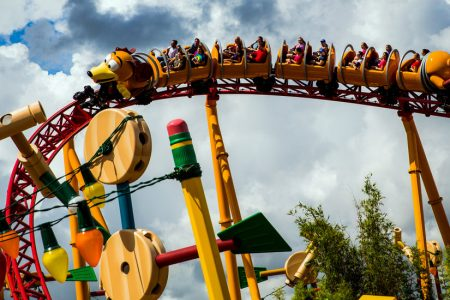 Disney Is Spending More on Theme Parks Than It Did on Pixar, Marvel and Lucasfilm Combined
