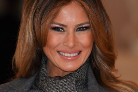 First Lady Melania Trump has never met the security official she wants fired: official