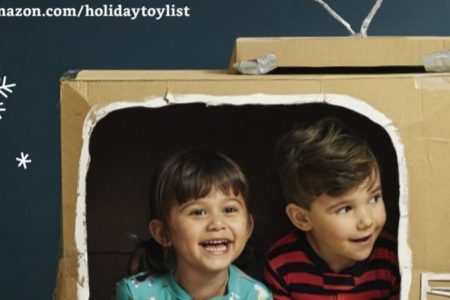 Amazon's first toy catalog is out. Watch your mailbox