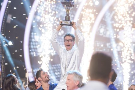 How Bobby Bones and partner Sharna Burgess pulled off the 'DWTS' Mirrorball Miracle