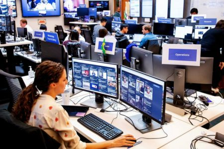 Facebook says 'war room' meant to be temporary