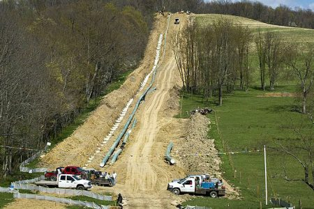 Two pipelines in Pennsylvania, Ohio amass more than 800 violations: report | TheHill – The Hill
