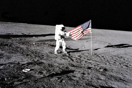 Russia Sets Out to Prove the US Moon Landing Happened