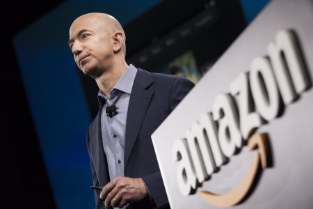 Amazon Said to Be Splitting Its New HQ2 Among Two Locations