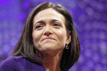 "Facebook's Sheryl Sandberg: ""We absolutely did not pay anyone to create fake news"""